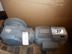 SEW-EURODRIVE GEAR MOTOR 330/575 VOLT