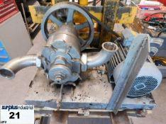 Waukesha Pump ss 3 po. 10 hp