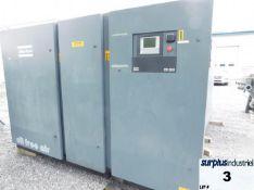 Air CompressorAtlas Copco 480 volt