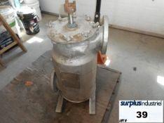 Merco rotary strainer (inox)