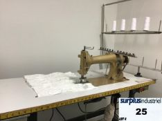 12 needle sewing machine