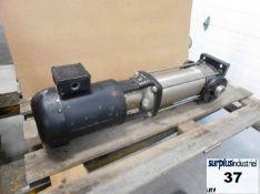 Grundfos Pump 1.5 hp, 208-230,460 volt