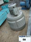 Rietschle cev 3709-d3 radial blower