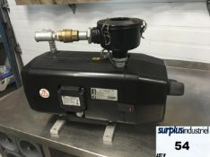 Vacuum Pump Busch 1.5 hp / 230 volt 3 phases