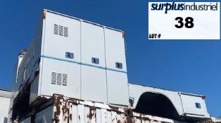 Truck service box