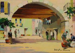 Cecil Rochfort D'Oyly-John (South African, 1906-1993)