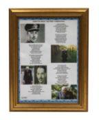 Captain Tom Moore - A National Hero, poem