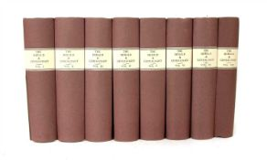 Nichols, J G(edit.): The Herald and Genealogist. In 8 volumes,