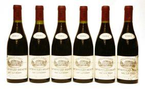 Savigny-les-Beaune, 1er Cru, Les Lavières, Domaine Chandon de Briailles, 2004, six bottles