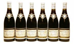 Morey-Saint-Denis, 1er Cru, Clos des Ormes, Champy Père & Cie, 1996, six bottles