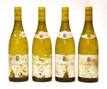 Montagny, 1er Cru, Le Cloux, Olivier Leflaive, 1994, four bottles