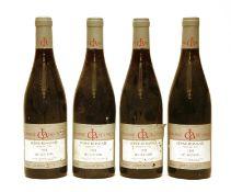 Vosne-Romanée, 1er Cru, Les Suchot, Domaine de l'Arlot, 1993, four bottles