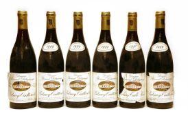 Volnay, 1er Cru, Caillerets, Domaine Bernard Delagrange, 1992 and 1999