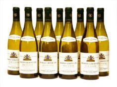 Chablis Grand Cru, Moutonne, Domaine Long Depaquit, 2002, nine bottles