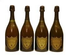 Dom Pérignon, Epernay, 1983, four bottles