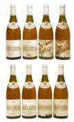 Saint-Aubin, 1er Cru, Les Murgers des Dents de Chien, Bouchard Père et Fils, 1995, eight bottles