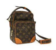A Louis Vuitton monogrammed canvas 'Amazone' shoulder bag,