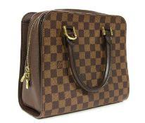 A Louis Vuitton monogrammed canvas 'Triana' handbag,