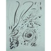 ANDRÉ MASSON (1896-1987) - MARTINIQUE, 1941 - Encre sur papier teinté - Signée [...]