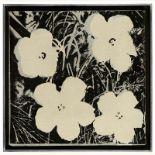 ANDY WARHOL (1928-1987) - Flowers, 1964 - Acrylique et encre sérigraphique sur [...]