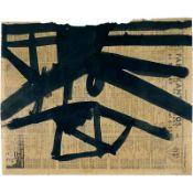 ƒ FRANZ KLINE (1910-1962) - STUDY FOR HIGH STREET, CIRCA 1950 - Encre sur papier [...]