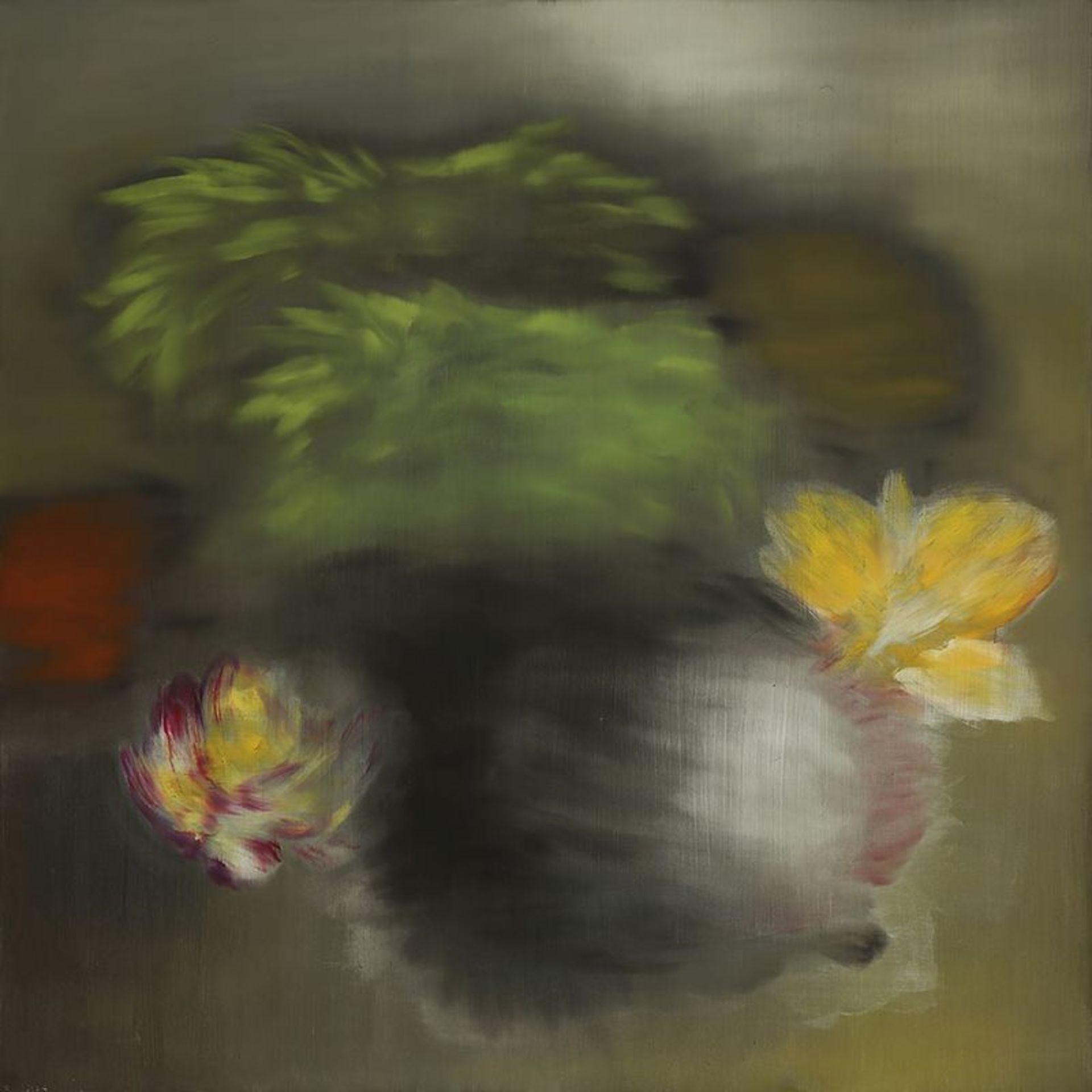 Ross Bleckner (né en 1949) - Kind and Loving, 2012 - Huile sur toile - Signé, [...]