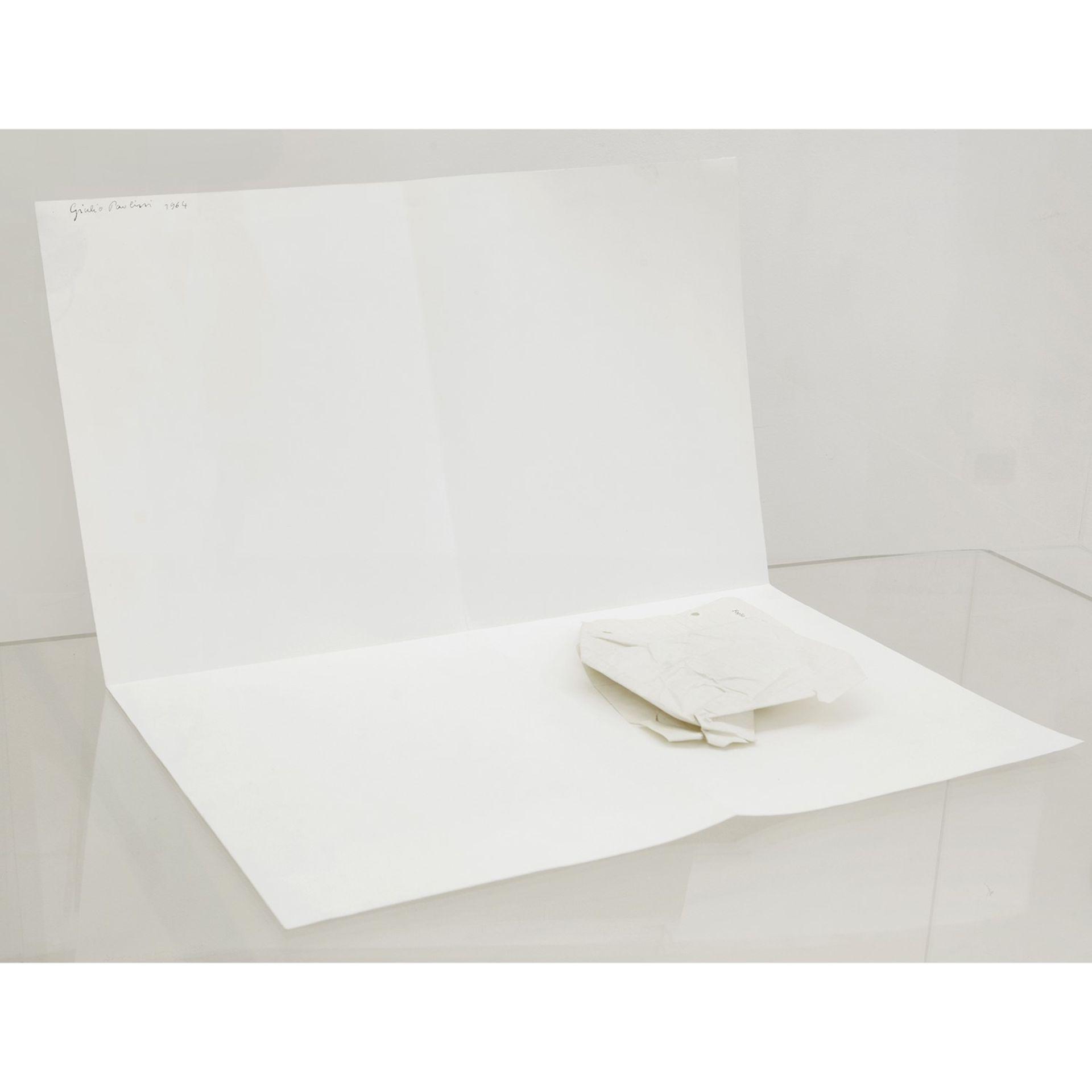 Giulio Paolini (né en 1940) - Sans titre (SÉRIE «Disegni»), 1964 - [...] - Image 3 of 4
