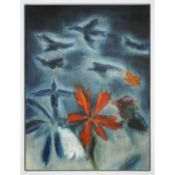 Ross Bleckner (né en 1949) - Future Friend, 2010 - Huile sur toile - Signé, [...]