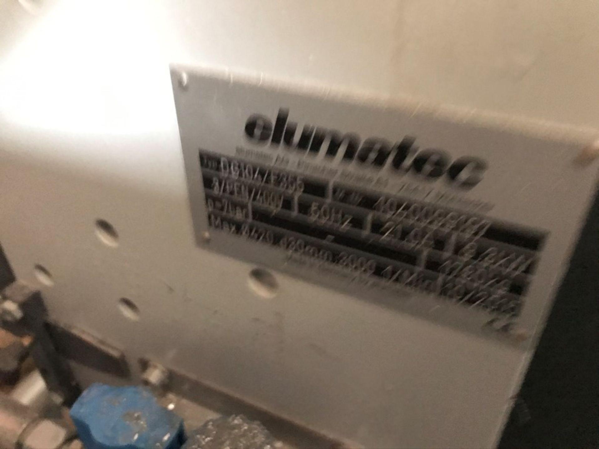 Elumatec DG104 / E355 6m double mitre saw (2015) - Image 3 of 12