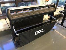GCC Jaguar J5-12LX vinyl cutting plotter