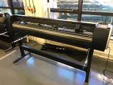 GCC RX-132S vinyl cutting plotter