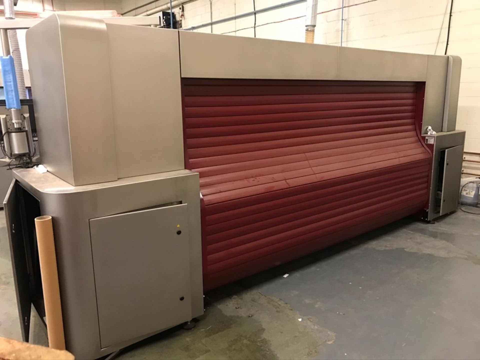 Hollanders Color Booster XL, Type B digital textile printer (2013) - Image 10 of 20