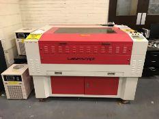 HPC Laser Ltd LS1290 Laserscript engraving machine