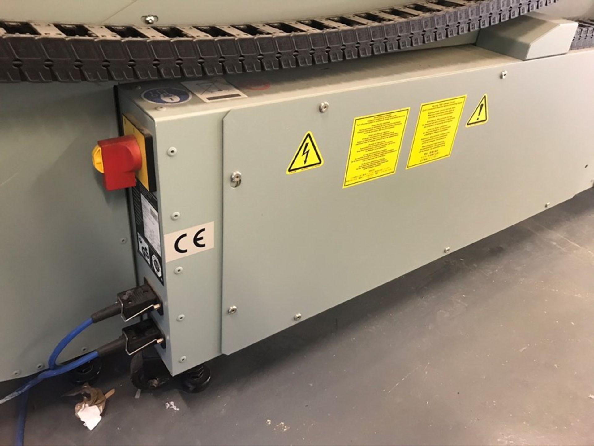Oce Arizona 550XT + WIO UV flatbed printer (2013) - Image 13 of 22