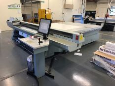 Oce Arizona 660 XT UV flatbed printer (2015)
