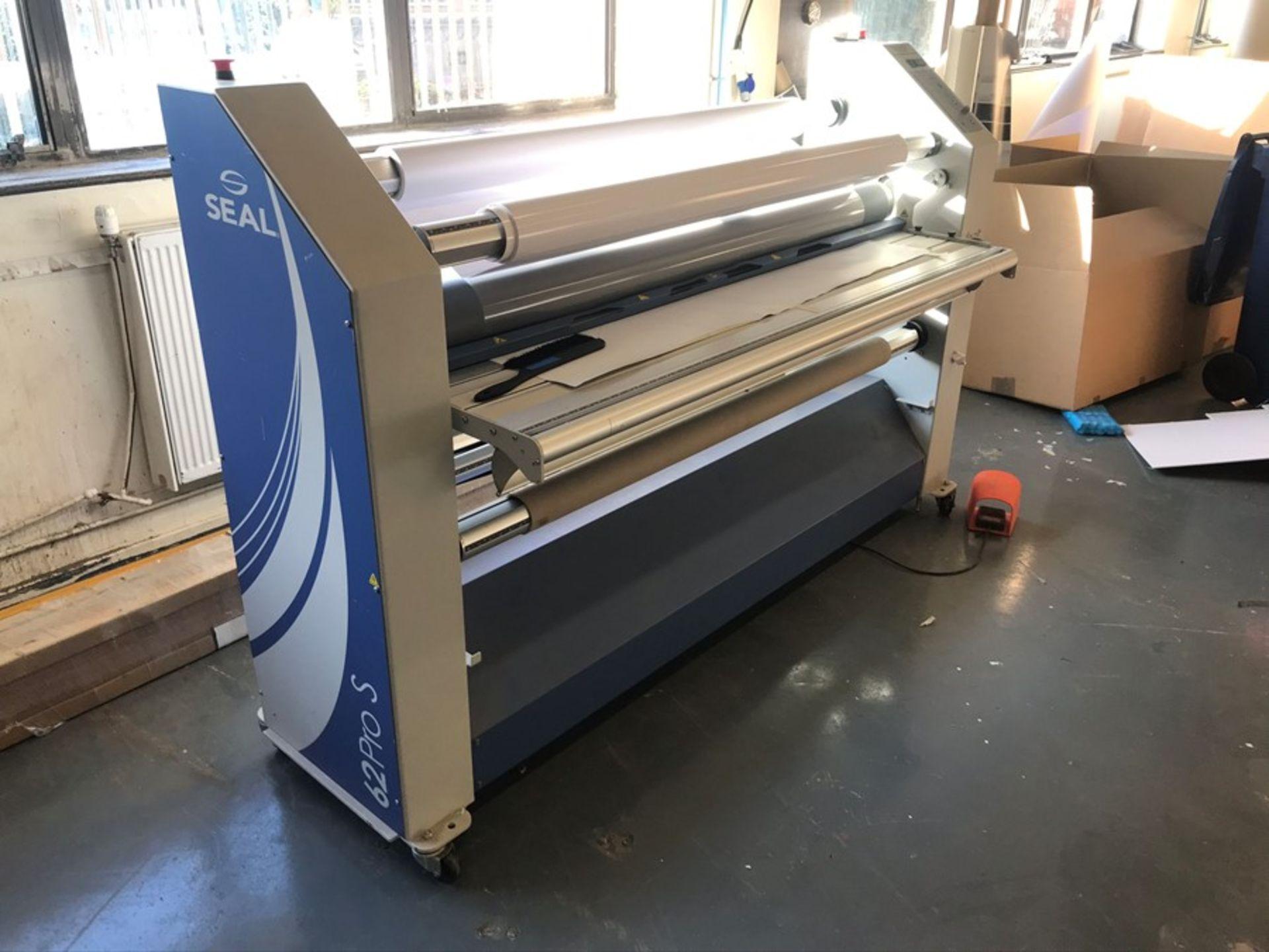 Seal 62S single heated laminator (2014)