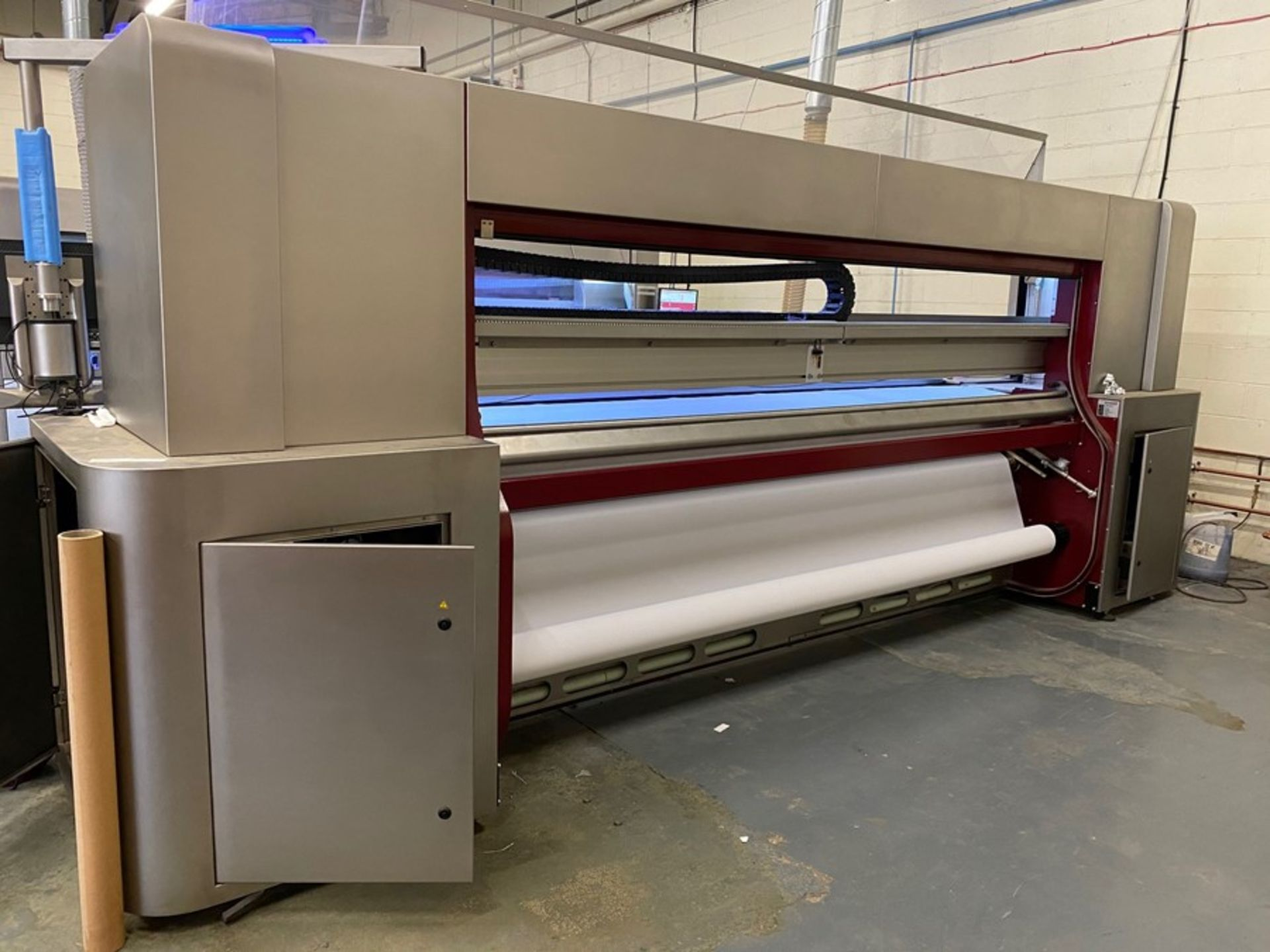 Hollanders Color Booster XL, Type B digital textile printer (2013) - Image 17 of 20