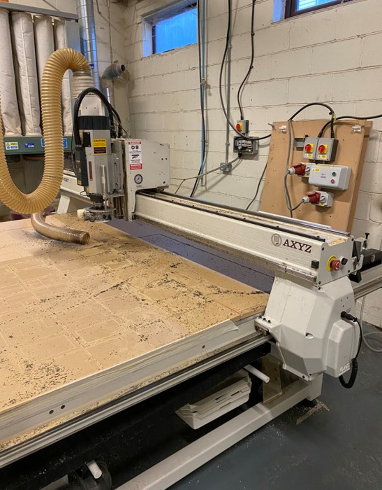 AXYZ 6010 ATC 7G CNC router (2015) - Image 20 of 20