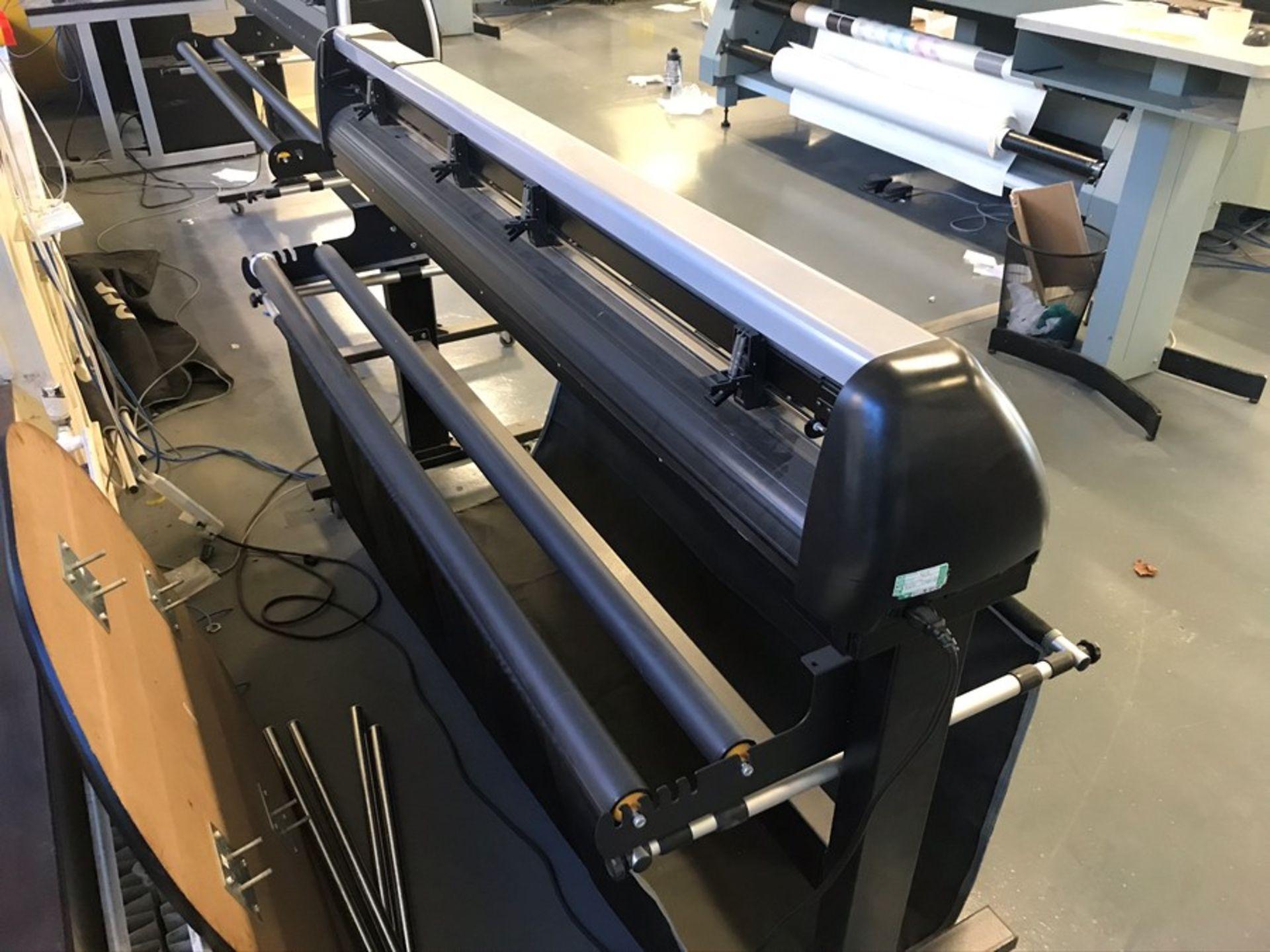GCC Jaguar J5-12LX vinyl cutting plotter - Image 2 of 5