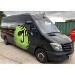 MERCEDES SPRINTER 313 LWB HR PANEL VAN