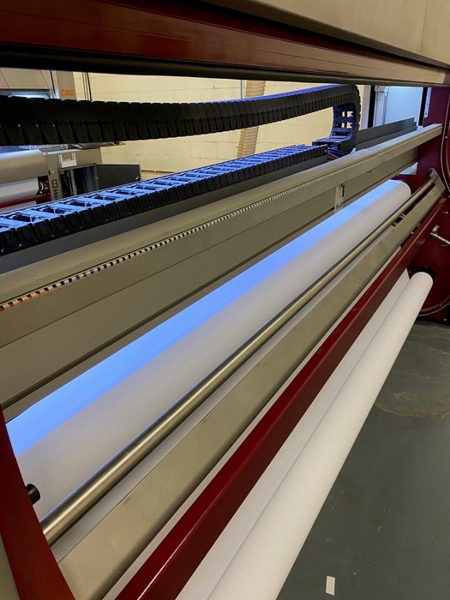 Hollanders Color Booster XL, Type B digital textile printer (2013) - Image 18 of 20