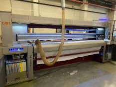 Hollanders Color Booster XL, Type B digital textile printer (2013)