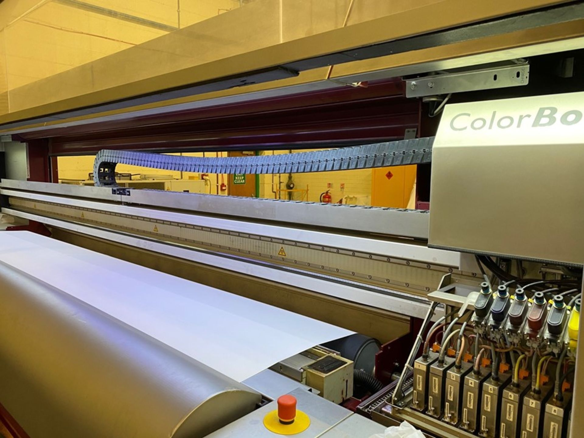 Hollanders Color Booster XL, Type B digital textile printer (2013) - Image 16 of 20