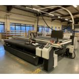 Zund G3 3XL-3200CV digital cutter (2014)