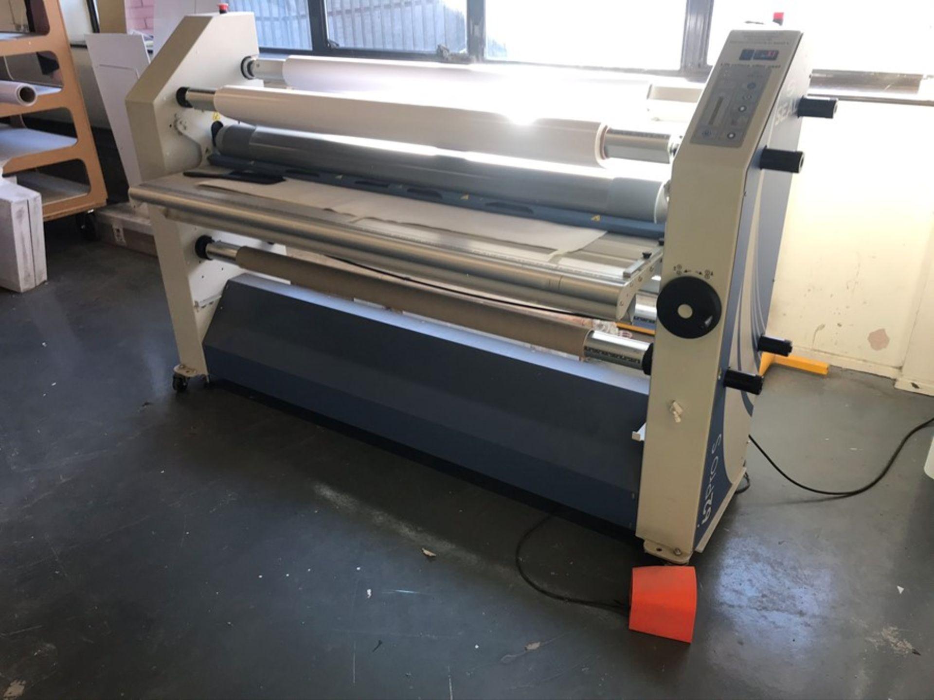 Seal 62S single heated laminator (2014) - Image 2 of 7