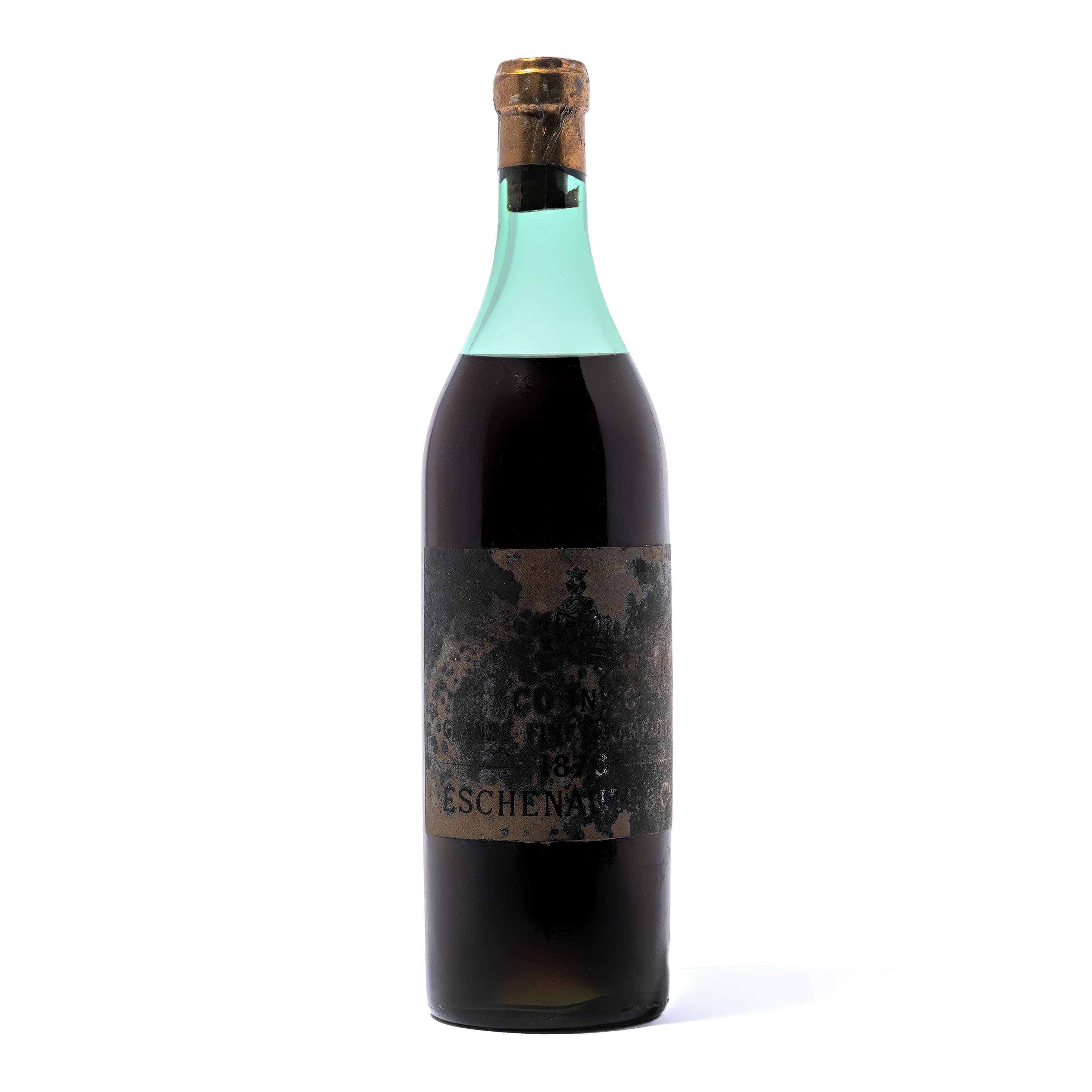 Lot 276 - 1 bottle 1870 Eschenauer Grande Fine Champagne Cognac