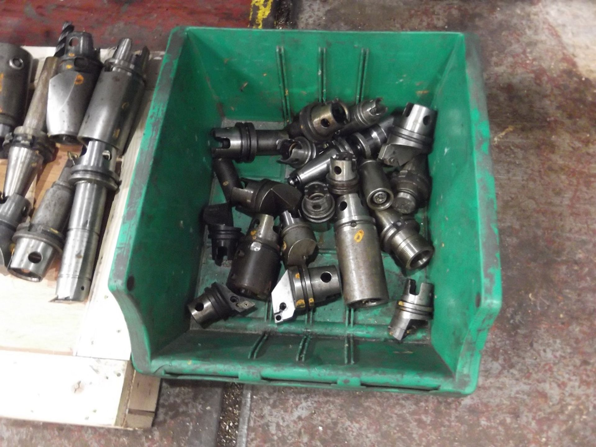 Los 1 - Mazak Integrex 35 Y CNC Lathe with driven tools