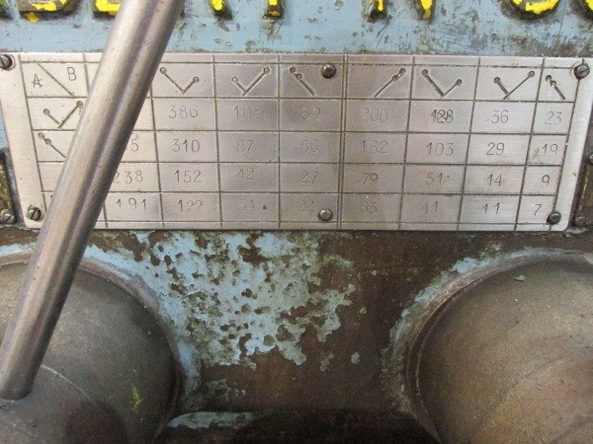 Los 10 - Herbert 9C-30 Combination Turret Lathe
