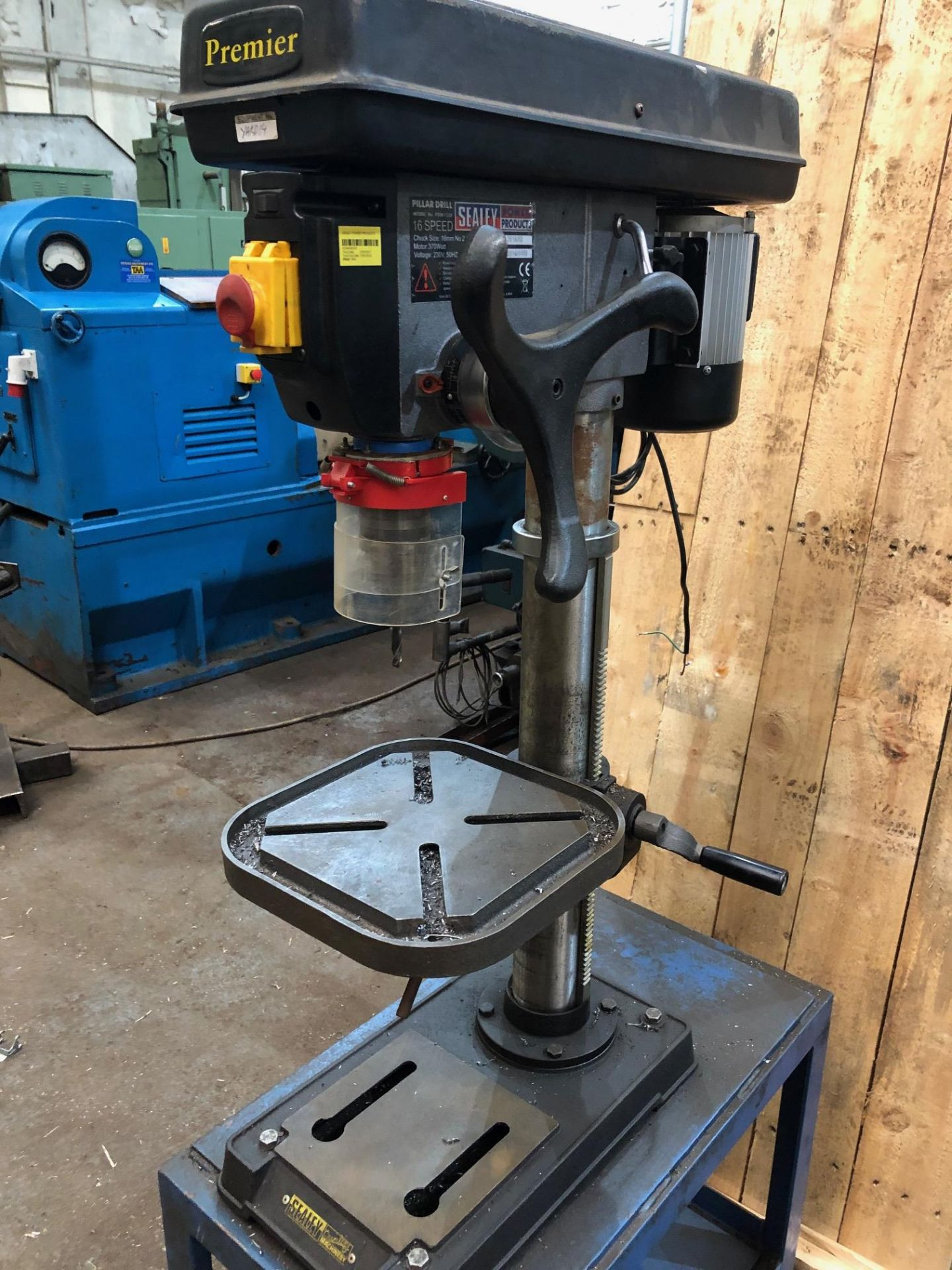 Lot 33 - Sealey PDM 155B Pillar Drill
