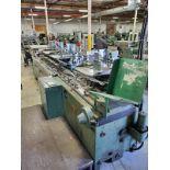 Hans Muller model 227 Inserting Machine w/Rima RS 119 Stacker